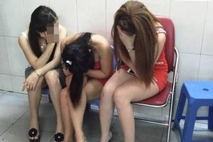 Phần mềm quản lý gái mại dâm của Hà Nội đã cập nhật 472 người