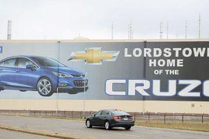 General Motors sa thải 14 nghìn người vì kinh doanh khó khăn do chiến tranh thương mại