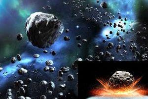 Trái đất luôn tiềm ẩn nguy hiểm trước thiên thạch khổng lồ trong không gian