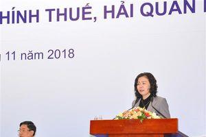Thứ trưởng Vũ Thị Mai: 'Hy vọng nhận được sự đóng góp thẳng thắn của doanh nghiệp'