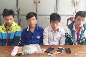 Báo động ở tình trạng trẻ hóa tội phạm ở Kỳ Sơn