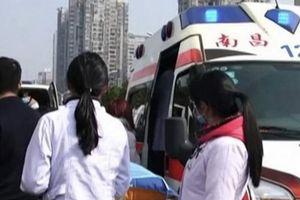 Xe lao lên vỉa hè tại Trung Quốc, ít nhất 7 người thiệt mạng