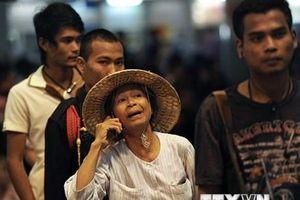 Truyền thông Thái Lan: Khu vực bầu cử sẽ sớm được công bố