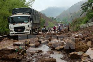 Thời tiết ngày 27/11: Trung bộ mưa lớn, nguy cơ ngập úng và sạt lở đất cao