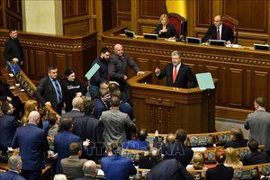 Lo ngại mối đe dọa mới về an ninh tại miền Đông Ukraine