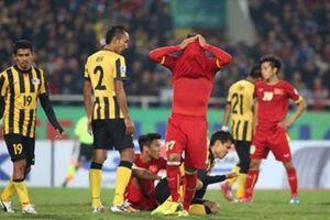 Đội tuyển Việt Nam chưa từng thắng ở bán kết và chung kết AFF Cup tại Mỹ Đình
