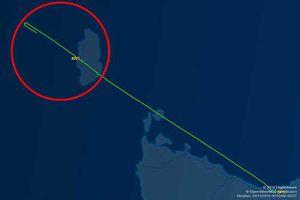 Phi công Australia ngủ gật trong buồng lái, máy bay bay quá điểm đến gần 50 km