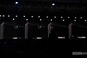 Samsung bắt đầu sản xuất màn hình Infinity-O, có thể bắt đầu trên Galaxy S10