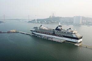 Cảng biển miền Trung đầu tư hạ tầng đón tàu khách