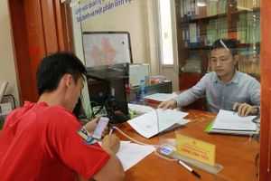 Quận Hoàng Mai: Cải cách hành chính phát huy hiệu quả