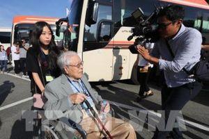 Gợi ý đoàn tụ các gia đình người Mỹ gốc Triều Tiên bị ly tán