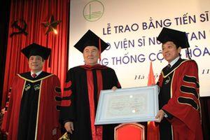 Một trường ĐH hào phóng ở Sài Gòn: Miễn học phí và chỗ ở cho tất cả nghiên cứu sinh ký hợp đồng với nhà trường