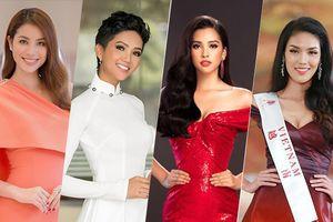 Qua rồi thời Lan Khuê, Thúy Vân, người đẹp Việt… lầm lũi đi thi nhan sắc quốc tế?