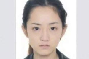 Nữ nghi phạm đang bị truy nã 'nổi như cồn' trên mạng xã hội Trung Quốc vì quá xinh đẹp