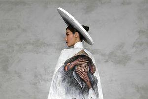 Hé lộ bộ trang phục dân tộc thứ 2 của Minh Tú tại Miss Supranational 2018