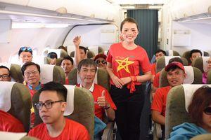 Mở đường bay thẳng đưa người hâm mộ sang Philippines cổ vũ đội tuyển Việt Nam