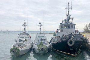 Thủy thủ Ukraine bị bắt khai gì với lực lượng an ninh Nga?