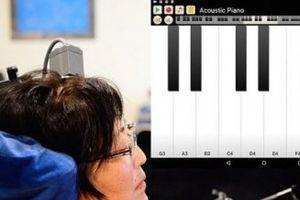 Siêu chip giúp người bại liệt gõ tin nhắn văn bản và chơi đàn bằng suy nghĩ