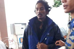 Quảng Ngãi: Thuyền viên Ấn Độ bị tai nạn lao động trên biển đang được điều trị ở huyện Lý Sơn