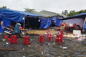 Phú Yên: Phá một tụ điểm đánh bạc quy mô lớn