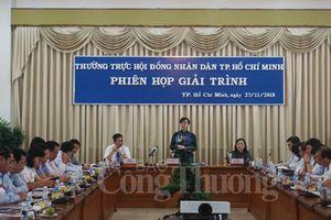TP. Hồ Chí Minh Đổi mới tư duy quy hoạch giáo dục và công viên