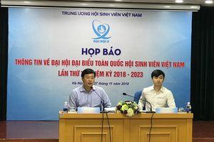 Đại hội đại biểu toàn quốc Hội Sinh viên Việt Nam lần thứ X: Gần 700 đại biểu tham dự