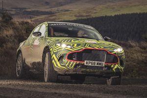 Aston Martin tăng sản xuất gấp đôi dòng xe chủ chốt DBX vào năm 2025