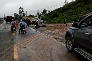 Tuyến đèo Đà Lạt – Nha Trang đã lưu thông bình thường