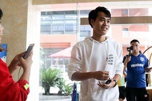 Văn Toàn sẽ trở lại trong trận bán kết AFF Suzuki Cup 2018