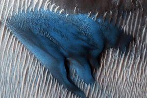 Chiêm ngưỡng những hình ảnh kỳ thú trên bề mặt sao Hỏa