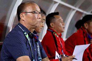 Báo Hàn Quốc: 'HLV Park Hang Seo cần một danh hiệu vô địch'