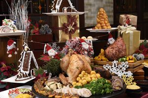 Đón giáng sinh và năm mới nhiều thú vị ở khách sạn Windsor Plaza