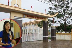 Học sinh bị 231 cái tát, TS Vũ Thu Hương: 'Hình thức bạo lực như hành hình thời Trung Cổ'