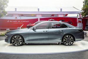 Vinfast 'tái định nghĩa' ô tô cao cấp tại Việt Nam