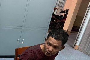 CSGT ở Bình Thuận truy bắt nhóm thanh niên chặn xe khách 'xin đểu'