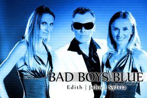 Ban nhạc Bad Boys Blue thực hiện liveshow đầu tiên tại Việt Nam