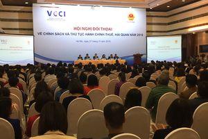 Tăng cường hợp tác giữa doanh nghiệp với các cơ quan thuế, hải quan