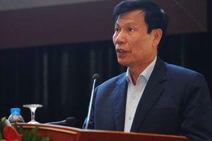 Hội nghị cán bộ chủ chốt học tập quán triệt, triển khai thực hiện các nội dung Hội nghị Trung ương 8
