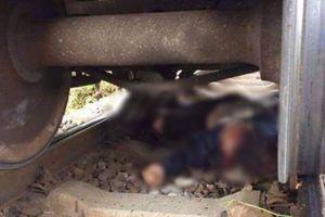 Vĩnh Phúc: Người phụ nữ bị tàu cán nguy kịch, một số bộ phận cơ thể không còn nguyên vẹn