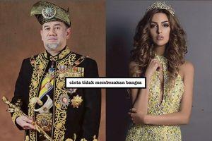 Tiết lộ về cựu Hoa hậu Moscow vừa kết hôn với Nhà vua Malaysia