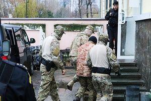 SBU xác nhận cài cắm điệp viên trên những con tàu chiến bị Nga bắt giữ