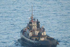 FSB công bố danh sách vũ khí được tìm thấy trên tàu chiến Ukraine bị Nga bắt giữ