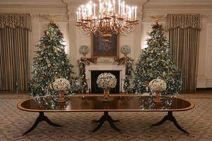 Trang trí Giáng sinh tại Nhà Trắng 2018 có gì đặc biệt?