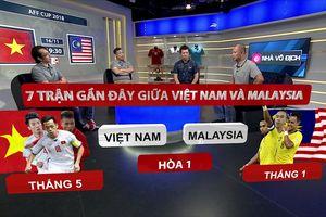 4 bình luận viên 'chất' nhất dự đoán về cơ hội của tuyển Việt Nam tại trận bán kết AFF Cup 2018