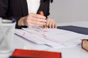 'Dấu sao y bản chính của cơ sở sản xuất kinh doanh' là gì?