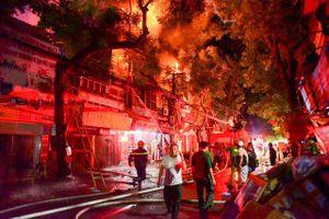 Vụ cháy khu nhà trọ ở Đê La Thành: Khởi tố ông Hiệp 'khùng'