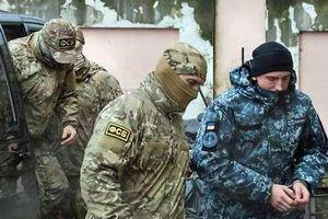 Thủy thủ Ukraine bị giam 2 tháng chờ xét xử