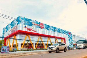 Lần đầu tiên trung tâm thương mại hoành tráng có mặt ở Củ Chi