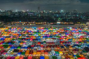 7 khu chợ đêm khiến bạn mải mê quên lối về ở Bangkok