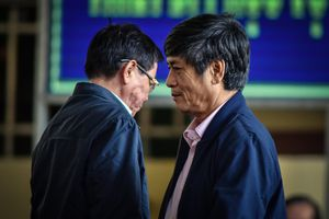 Những sắc thái trong phiên tòa xét xử ông Phan Văn Vĩnh